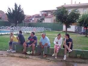 Photo: Espectadores de Los Títeres de Cachiporra. Grupo Arbolé. Fiestas de San Ramón 2008