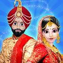 Punjabi Wedding Rituals And Makeover Game icon