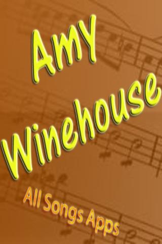 All Songs of Amy Winehouse