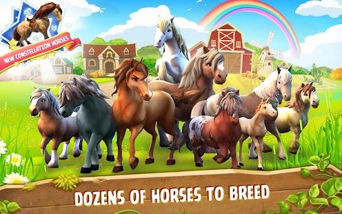 9 Horse Haven World Adventures App screenshot