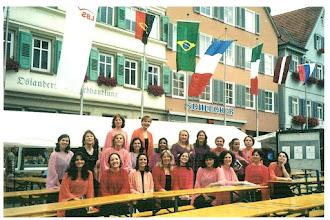 Photo: Depois dos concertos com a bandeira!