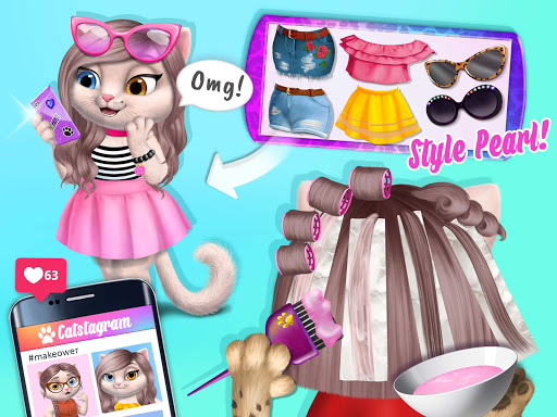 Amy's Animal Hair Salon FULL - screenshot