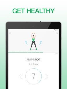 7 Minute Workout: Exercise & Fitness App- screenshot thumbnail