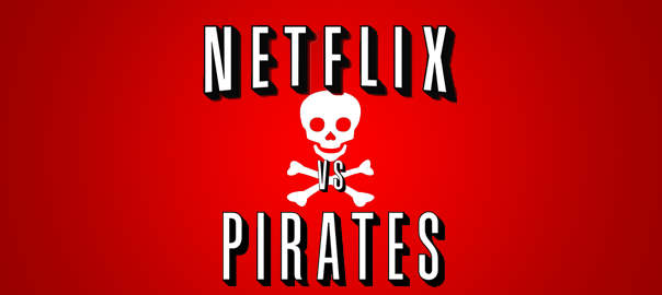 Image result for netflix piracy