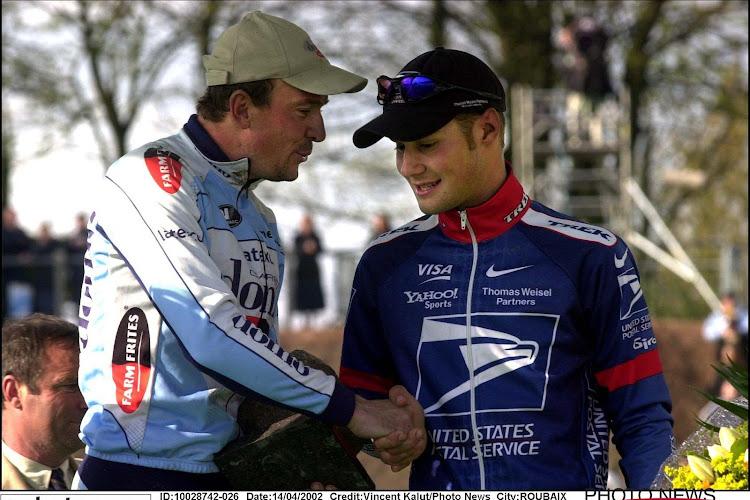 """Demol maakte glansrijk debuut van Boonen in Parijs-Roubaix mee vanop eerste rij: """"Al op jonge leeftijd koersinzicht"""""""
