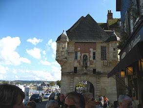 Photo: La Lieutenance d'Honfleur (2007).