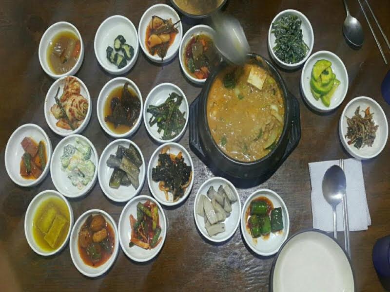박주용 대표 맛집 탐방 송파'토방(토속 음식점)