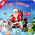 Merry Christmas Gif Images icon