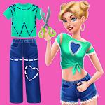 DIY Fashion Star - Design Hacks Clothing Game icon