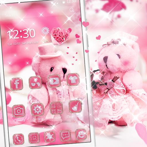 Teddy Bear Theme Wedding love (app)