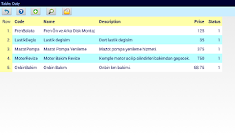 Screenshot of Record Form Notebook