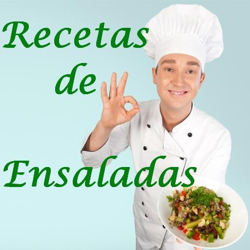 Recetas de Ensaladas app (apk) free download for Android/PC/Windows