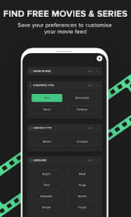 Download Flixjini (Beta) - Discover movies & shows to watch For PC Windows and Mac apk screenshot 7