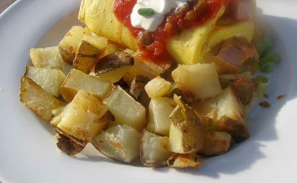 Super Simple Fried Breakfast Potatoes