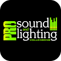 Pro Sound and Lighting icon