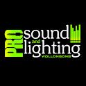 Pro Sound and Lighting icon