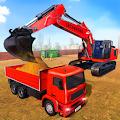 Excavator City Construction : Construction Games APK