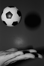 Photo: Soccer in the Air