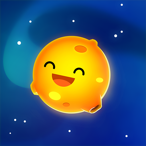 Moonies - Merge Planets And Master The Idle Galaxy