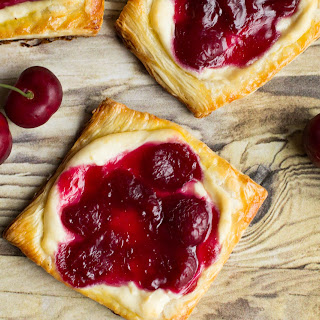 Cherry Danish Dessert Cream Cheese Recipes
