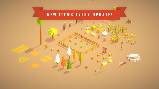 Pocket Build - Ultimate sandbox building modavailable screenshots 16