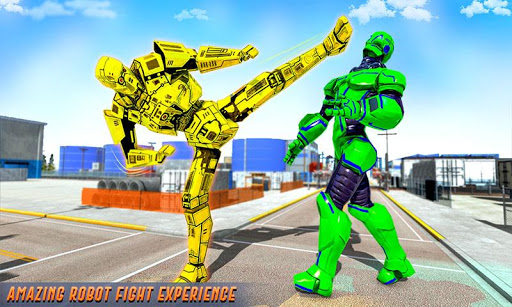Grand Robot Ring Battle: Robot Fighting Games apkmr screenshots 6