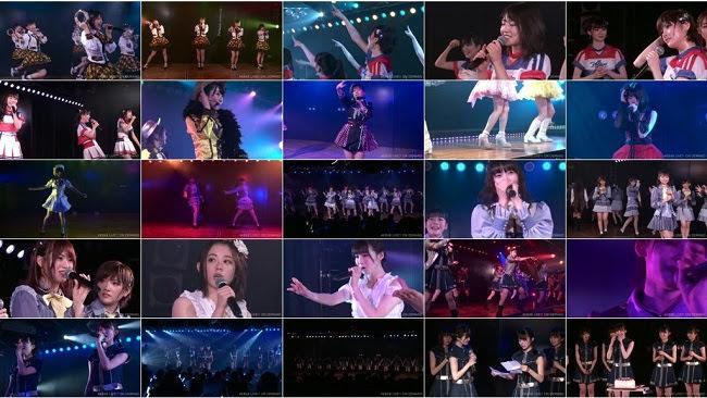 190523 (720p) AKB48 村山チーム4「手をつなぎながら」公演 浅井七海 生誕祭
