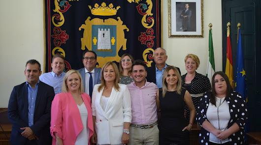 Esperanza Pérez organiza su Gobierno en 9 concejalías