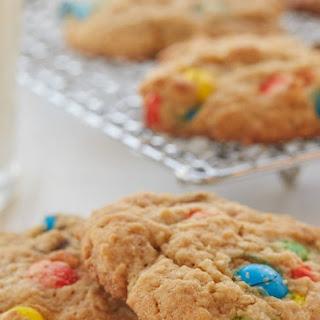 Easy Monster Cookies.