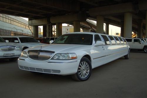 Lincoln Town Car в Екатеринбурге