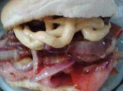 Fried Bologna And Onions Sammy Recipe