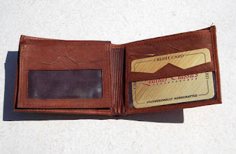 Photo: Gents Wallet - 3 (Inner View)
