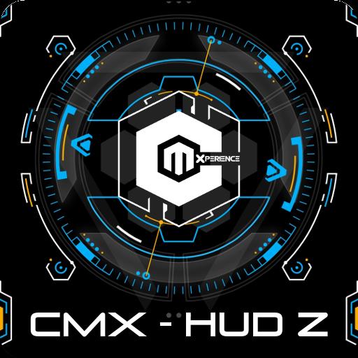CMX  HUD Z  KLWP Theme