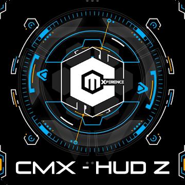 CMX - HUD Z · KLWP Theme