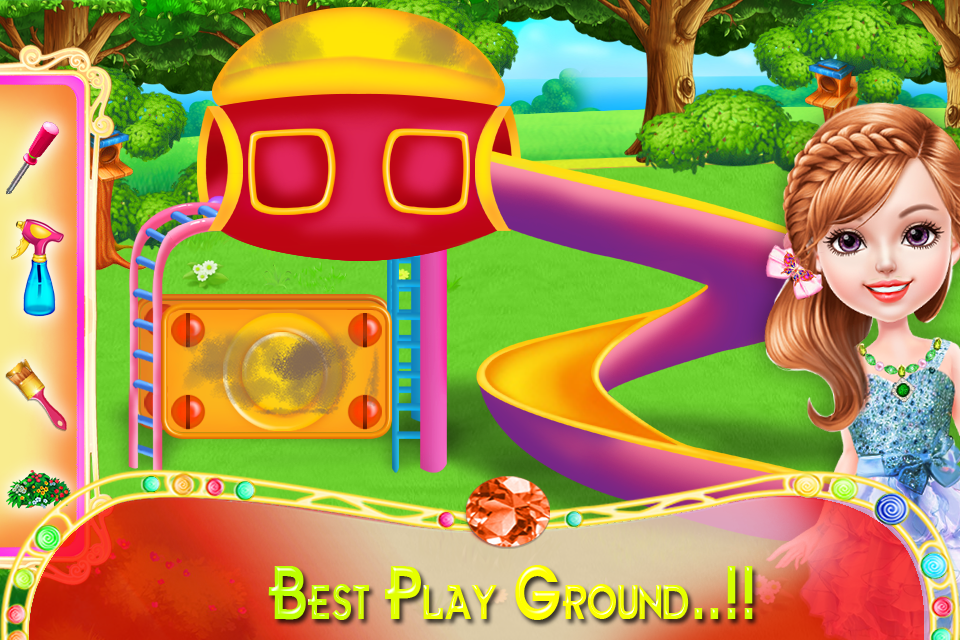 Girls Playground Club- screenshot