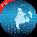 Weather radar PRO: Wind, Rain & Hurricane Tracker icon