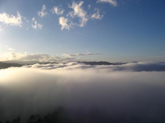 Mare di nuvolo di Tatyana