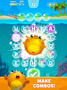 Bubble Word – Word Games Puzzle 6