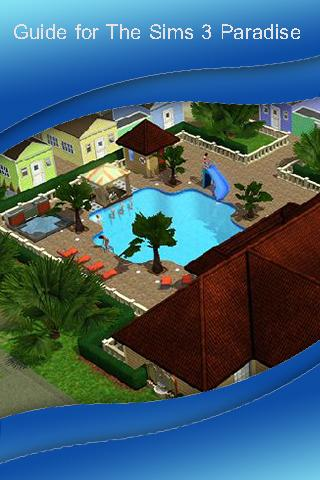 Guide for The Sims 3 Paradise