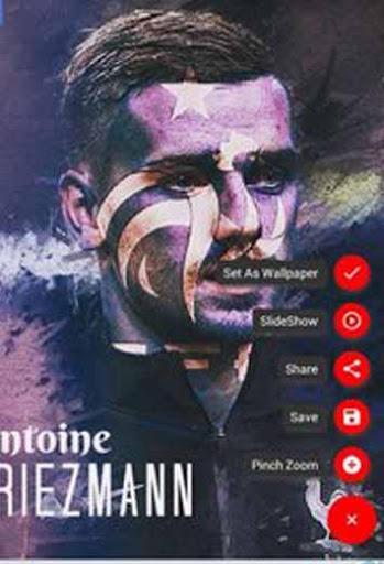 New Antoine Griezmann Wallpapers HD 2018 1.0 screenshots 5