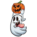 Free Halloween Stickers for WAStickerApps icon