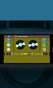 Dj Mixer Dual Player screenshot 2
