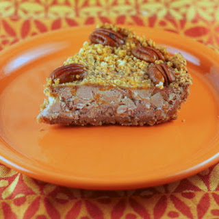 Chicken, Cheddar and Pecan Pie