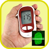 Blood Sugar Test scanner Prank