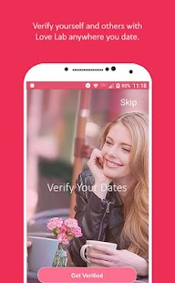 Love Lab® - Verify Your Dates- screenshot thumbnail