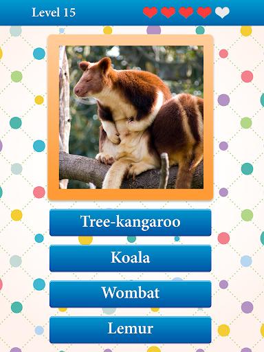 玩免費益智APP|下載What is the name of an animal? app不用錢|硬是要APP