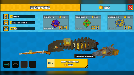 Dungeon Hero: A Survival Games Story modavailable screenshots 7