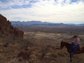 Photo: Armando veiws Big Bend Ranch State Park