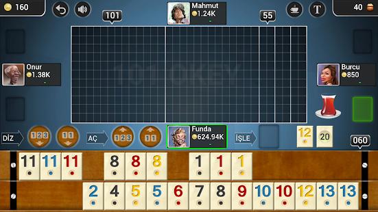 Game 101 Okey APK for Windows Phone