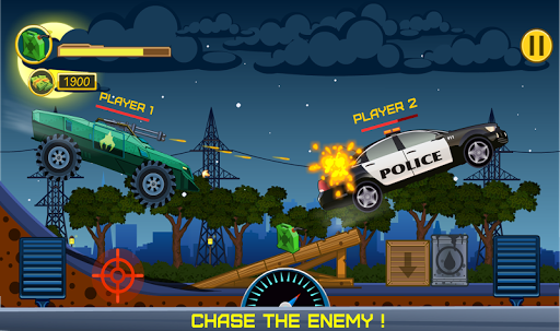 Two players game - Crazy racing via wifi (free) 1.2.8 1